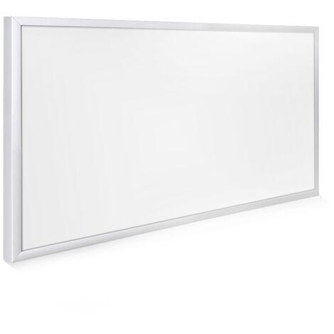 180W Classic Infrared Heating Panel - Frame Colour: White Aluminium