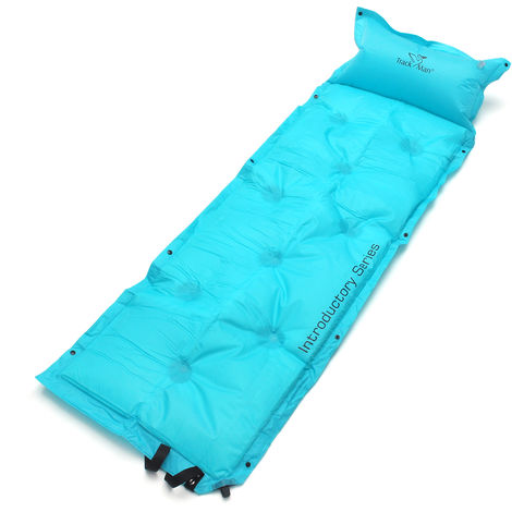 180X56 Automatic Airbag Outdoor Folding Camping Mat Air Mattress