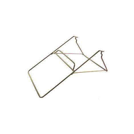 181006408/0 - Armature pour bac en toile pour tondeuse Castelgarden / GGP / Stiga