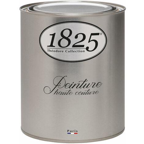 1825 laque mate ral 7003 gris mousse 2 5l peinture laque haut de gamme en finition mate - Peinture laque pour cuisine ...