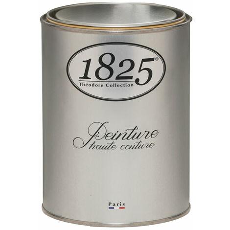 1825 Laque Mate : Peinture laque haut de gamme en finition mate pour les murs, boiseries, métaux, meubles de cuisine...