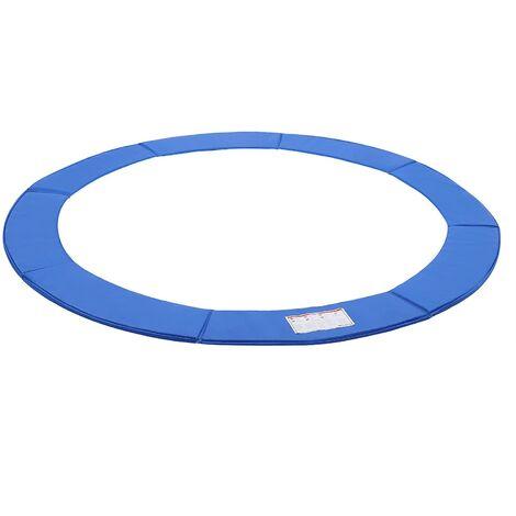 Ø183/244/305/366/427cm Cubierta protectora para bordes de cama elástica Cojín para resortes de trampolín