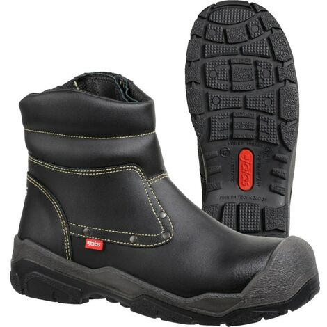 1848K Jalas Titan Men's Black Welders Safety Boots