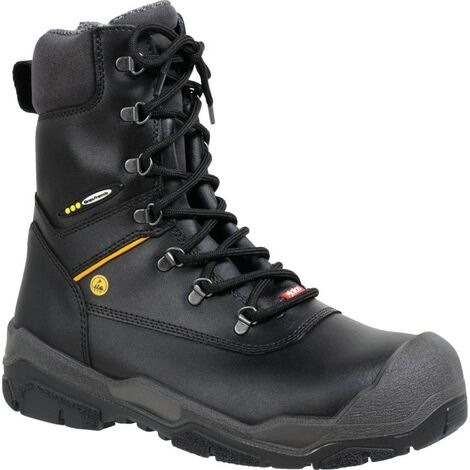 1878 Jalas Offroad Men's Black Safety Boots