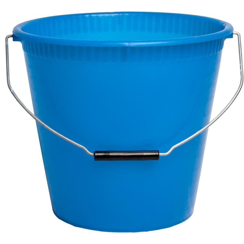 Baueimer 12l schwer blau Spezialku.
