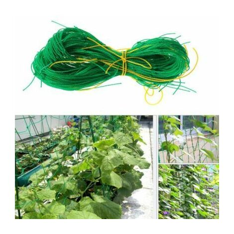 1.8m*1.8m Plant Growing Climbing Support Net
