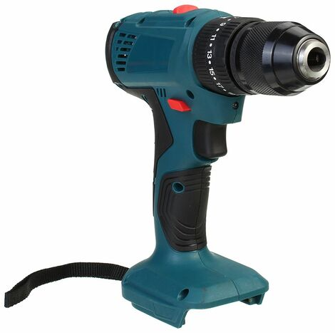 18V 10mm Cordless Electric Drill / Screwdriver 3-in-1 Impact Driver for Makita