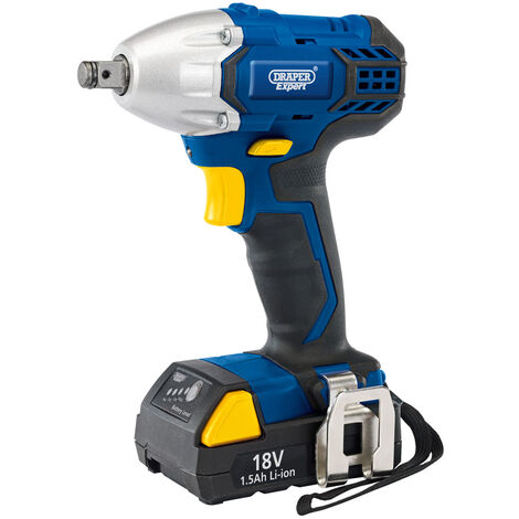 """18V Cordless 1/2"""" Sq. Dr. Impact Wrench With LI-ION Battery"""