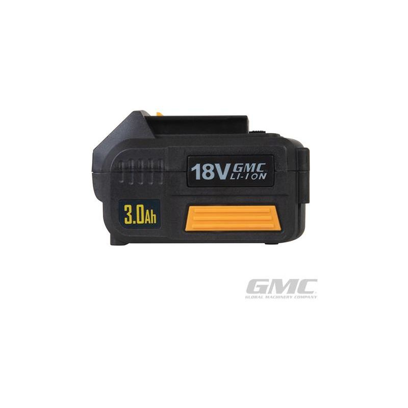 GMC 467760 18V 3.0Ah Li-Ion Battery for GMC Shared Power System Tools
