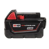 18V Red Lithium-Ion Battery Packs