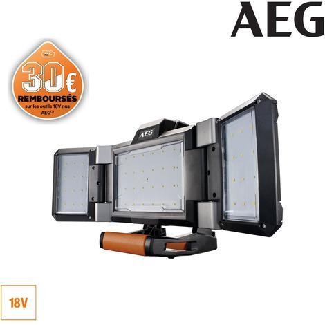18v Tri Panel Aeg Led Light No Battery Or Charger Bpl18 0