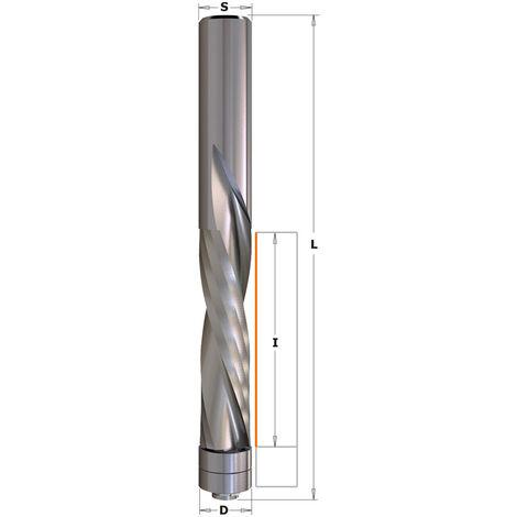 190/191/192B FRAISES HELICOÏDALES AVEC DOUBLE ROULEMENT