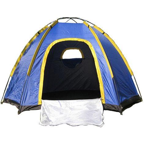 Automatique tente 3 personnes 3000 mm Colonne d/'eau Express tente de camping tente plage