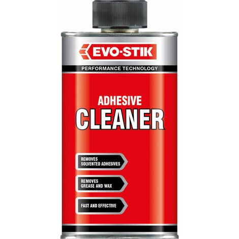191 Adhesive Cleaners