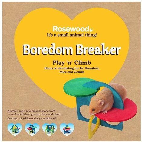 19275 -  Boredom Breaker Play 'n' Climb Kit
