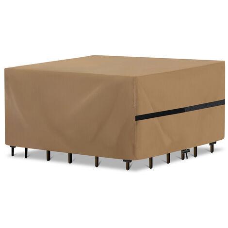 """main image of """"193x193Wx72CM NASUM Waterproof Furniture Cover Outdoor Patio Garden"""""""