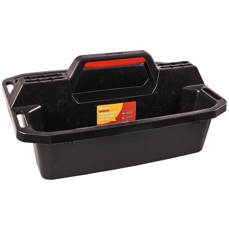 "19.5"" TOOL STORAGE TOTE TRAY"
