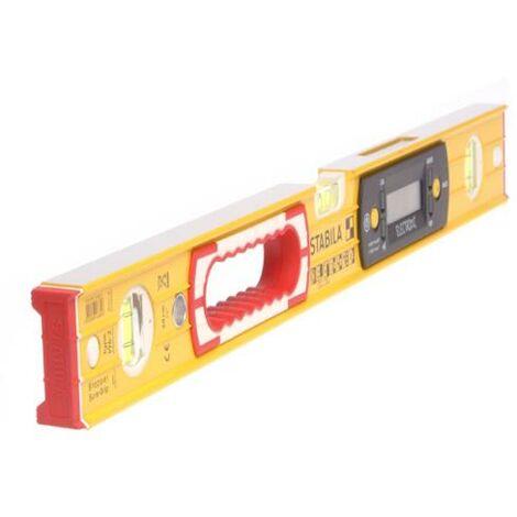 80in Stabila 96-M-2 Magnetic Level 3 Vial 200 cm