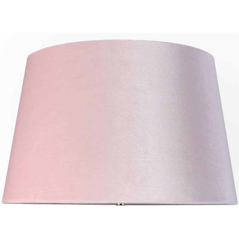 Image of Cimc - 19in Velvet Empire Shade Blush Pink