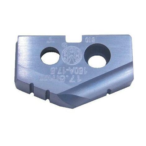 1C22A Series 2 T-A® Original Drill Inserts Carbide K20 (C2) TiAlN Coated