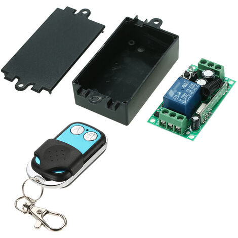 """main image of """"1CH Universal 10A Relay Wireless Remote Control Switch AK-YK68-01S+F02A*1"""""""