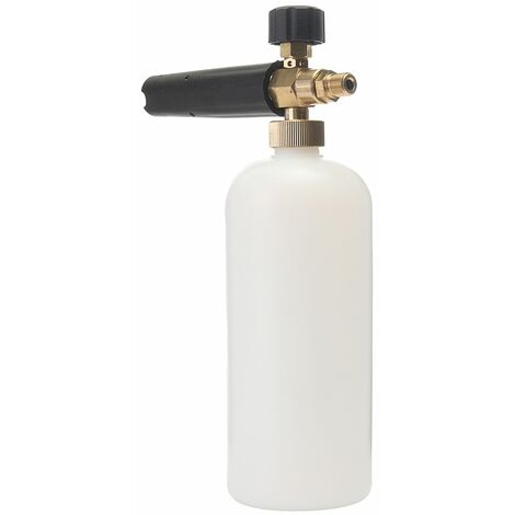 "main image of ""1L Car Washer Pressure Foam Lance Spray Gun Sprayer Bottle High Quality WASHED - Blanc"""