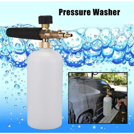1L limpiador de alta presión botella de jabón de lanza de espuma de lavado de coche para Stihl RE / Nilfisk Alto / Kew Sasicare