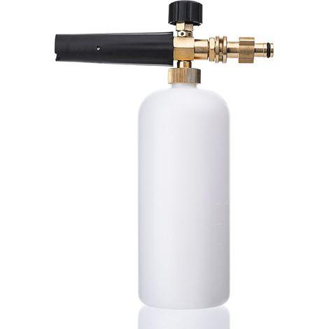 1L mousse arrosoir arrosoir peut pulvérisateur main pression pulvérisateur mousse lavage de voiture Sasicare