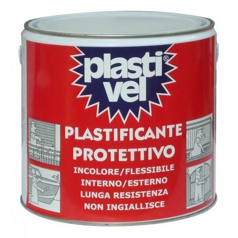 1LT - PLASTIVEL PLASTIFICANTE IMPERMEABILIZZANTE PROTETTIVO