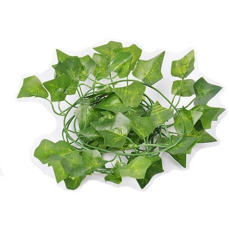 1pc Artificial Lvy Trailing Garland Vine Plant Garden Wedding 1.8M
