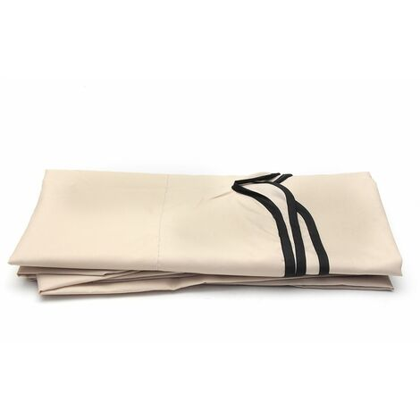 """1Pc Canopy Swing Cover 75 """"x52"""" X5.9 """"khaki WASHED"""