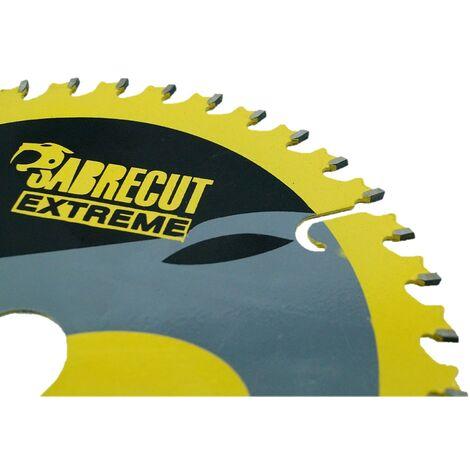 1pc SabreCut 165mm 40T Saw Circular Saw Blade - SCCSF165CL40