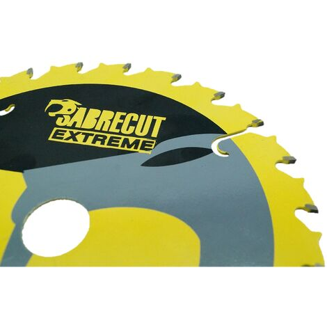 1pc SabreCut 184mm 24T Saw Circular Saw Blade - SCCSF184CR24
