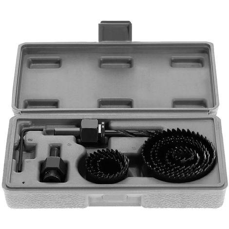 1pcs Hole Saw Kit Cutting Drilling Tools Set Wood Metal Cutter 19-64mm