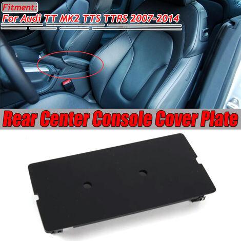 "main image of ""1pcs Rear Center Console Cover Plate For Audi TT MK2 TTS TTRS 8J0863274B6PS"""