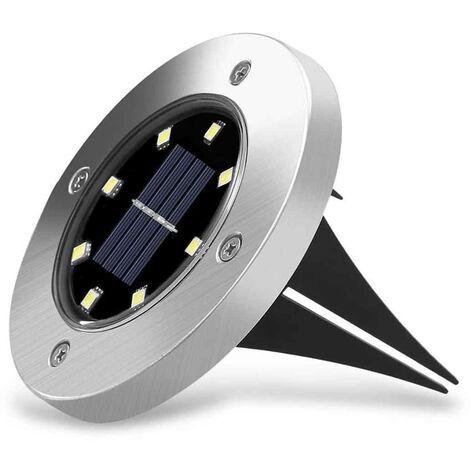 1w LED Solar Outdoor Spike Light Waterproof