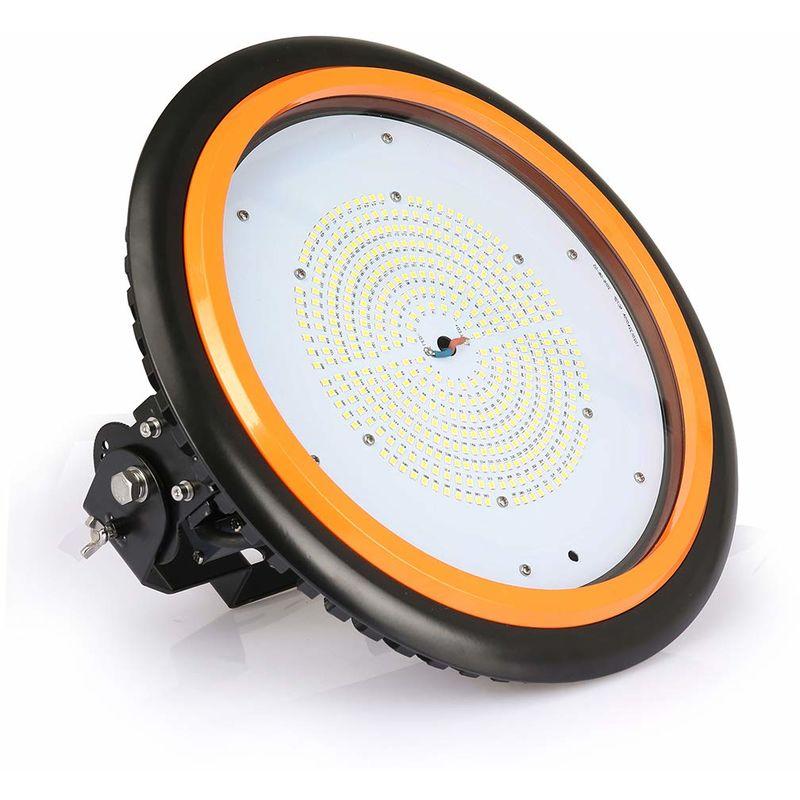 Anten - 2 x 150W 22000LM IP65 Bianco LED Alta Luce Della Baia Impermeabile LED UFO Lampada Industriale Illuminazione Luce Fabbrica Di Faretti