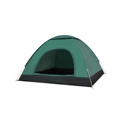 2-3 person waterproof camping tent automatic quick shelter outdoor travel for 2-3 person outdoor camping