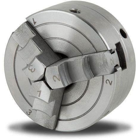 """2"""" / 50 mm mandrin de tour à bois à trois mors à centrage automatique"""