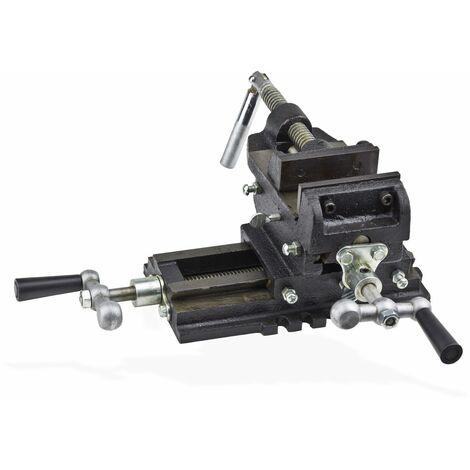 Maschinenschraubstock Schraubstock 75mm