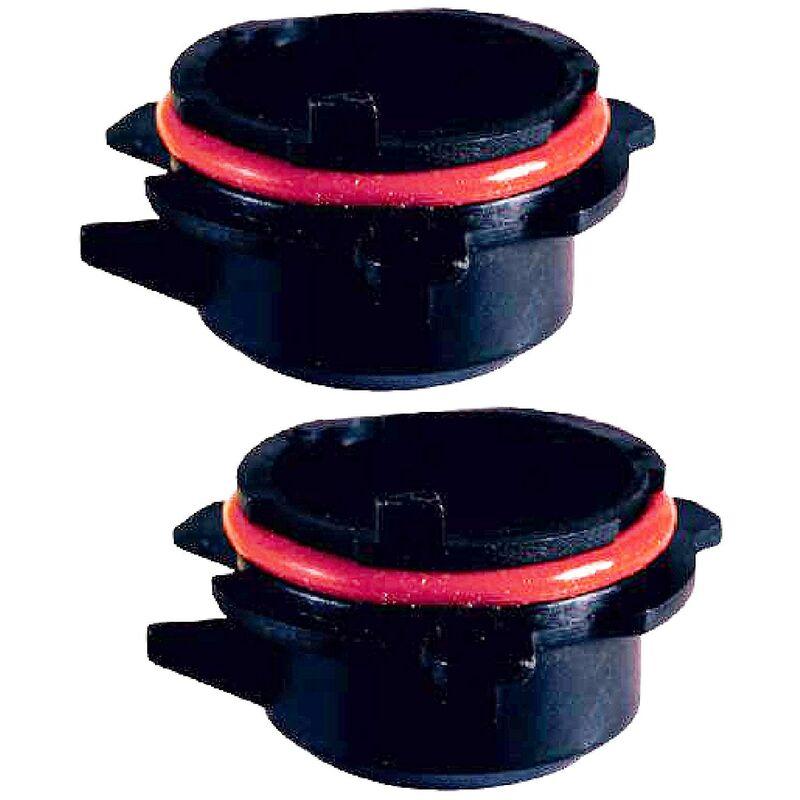 2 Adaptateurs - Lampe Hid compatible avec BMW Series 3 528 529