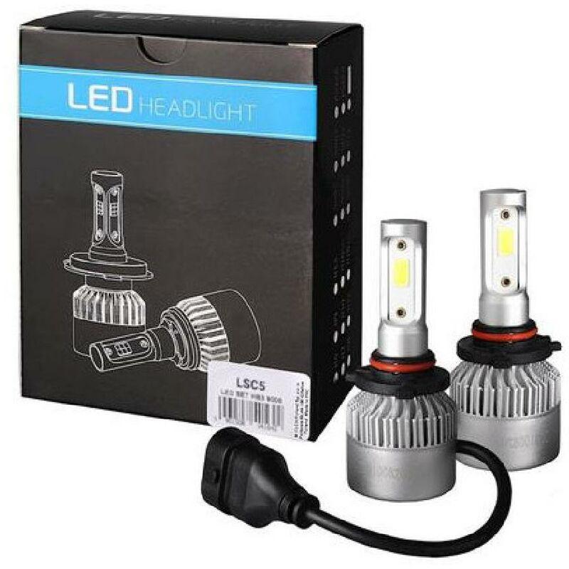 2 Ampoules Led Hb3