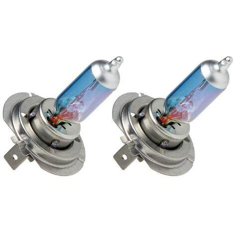 2 Ampoules Xenon Bandit - H7 12V 55W 4600K - PX26D - Homologuees Generique