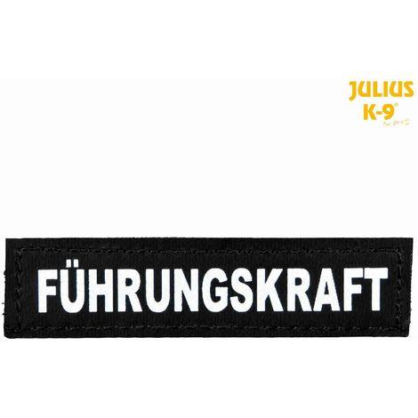 2 Bandes auto-agrippantes FUHRUNGSKRAFT Taille XS - Julius-K9