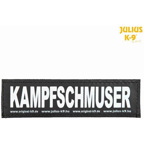 2 Bandes auto-agrippantes KAMPFSCHMUSER Taille S - Julius-K9