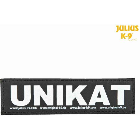 2 Bandes auto-agrippantes UNIKAT Taille S - Julius-K9