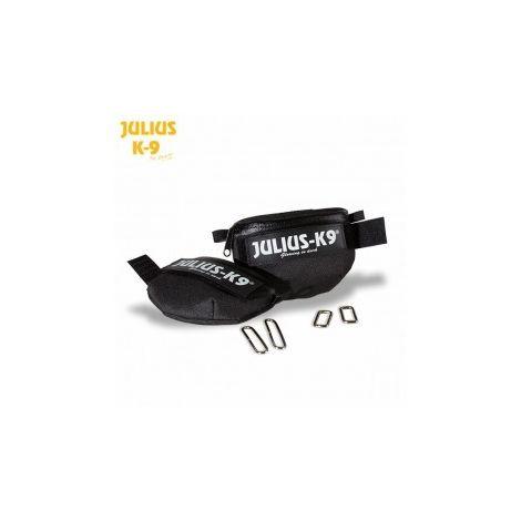 2 Bolsas Para Arnés o Para Cinturón JULIUS IDC Mini /Talla 4