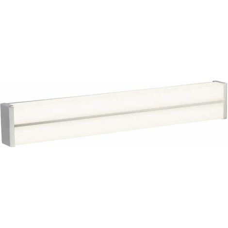 2-bulb led bathroom wall light