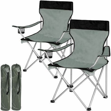 """main image of """"2 Camping chairs - folding chair, fold up chair, folding camping chair"""""""
