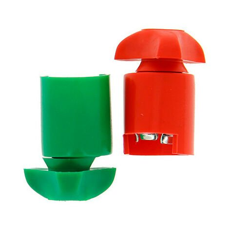 2 Cosses batterie type robinet - XL Tech